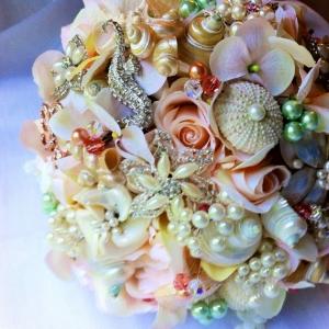 貝殻ブーケ2