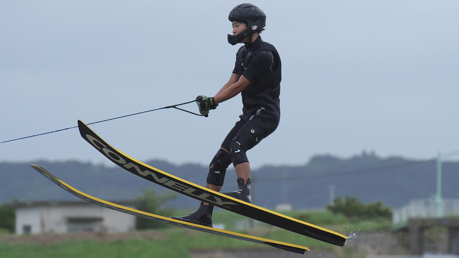男子ジャンプ、K・Kさん