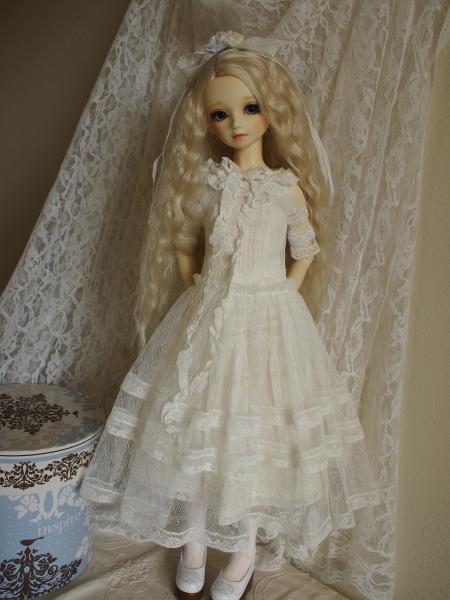 白ドレス 10