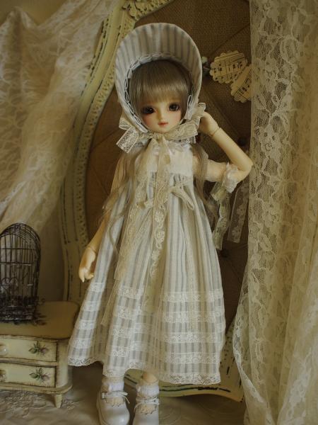 ミニっ子ドレス 柚子 1