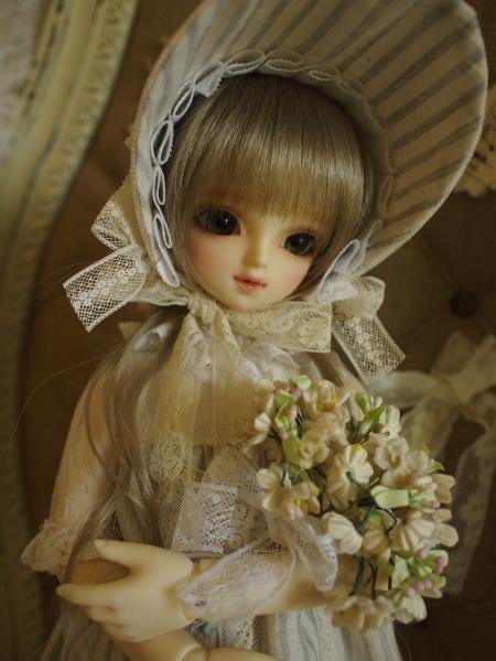 ミニっ子ドレス ストライプ 5