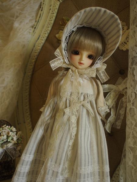 ミニっ子ドレス 柚子 3