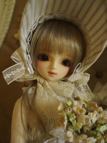 ミニっ子ドレス 柚子 4