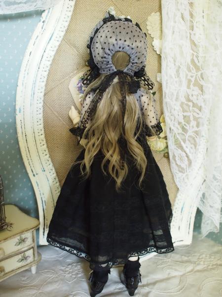 ミニっ子ドレス 黒 7