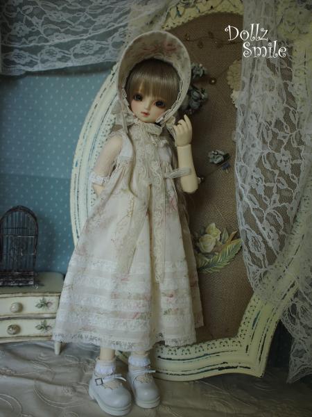 ミディっ子ドレス 薔薇 1