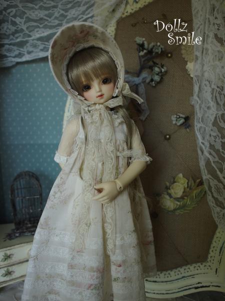 ミディっ子ドレス 薔薇 2