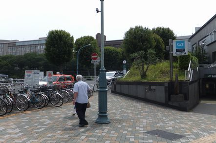四ッ谷から新宿