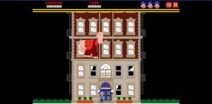 窓の修理ゲーム