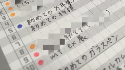 ジブン手帳LIFE × フリクションボール038