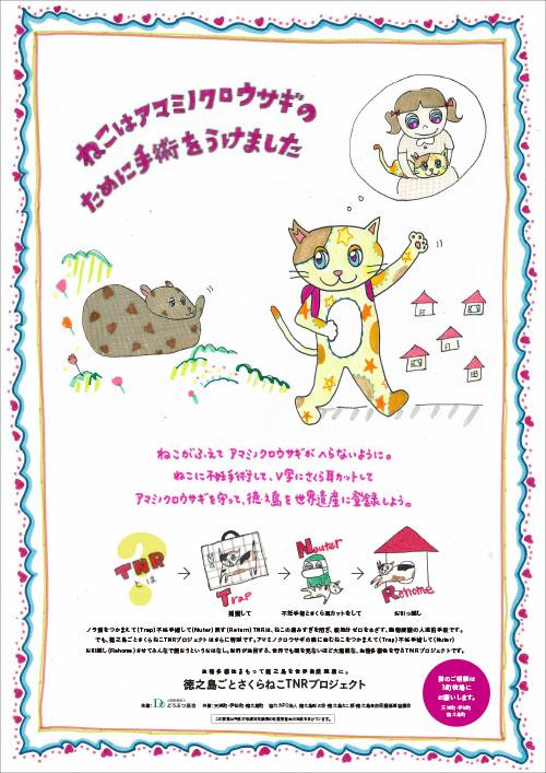 徳之島ポスター1