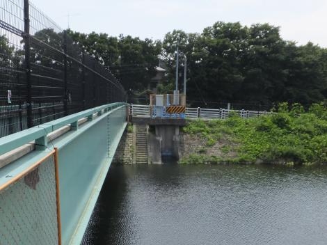 俣野堰・藤沢市西俣野土地改良区取水口