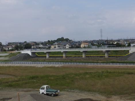 境川・今田遊水地越流堤