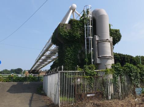 横須賀水道・境川水管橋