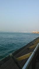 Kennedy Townから見るビクトリア湾