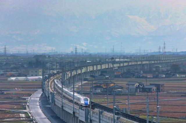北陸新幹線2015-3-14-2