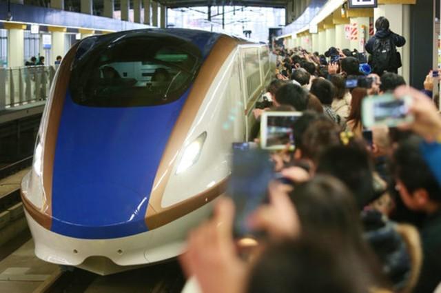北陸新幹線2015-3-14-1