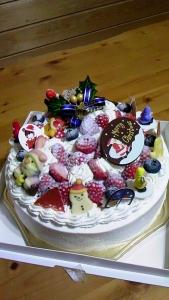 6号ケーキ