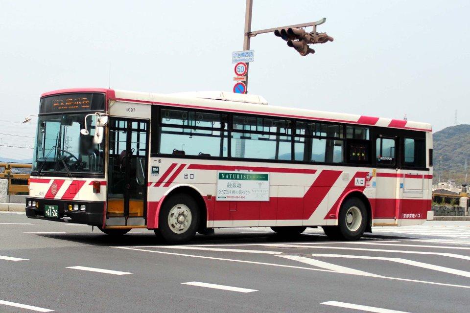 京都京阪バス 5097