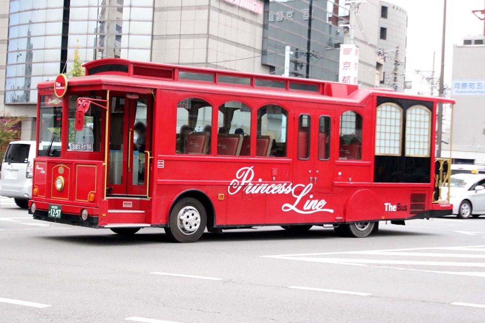京都急行バス か1297