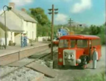 トーマスの支線の駅3