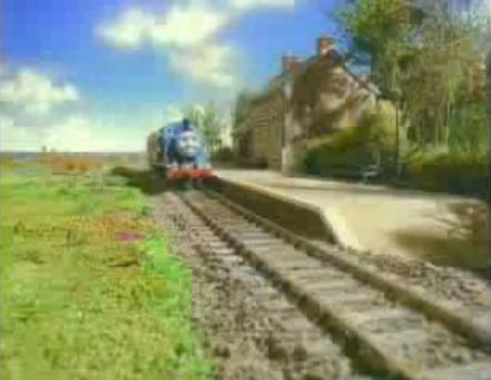 トーマスの支線14(謎の駅)