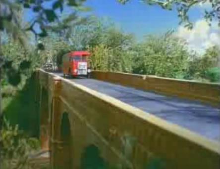 トーマスの支線の高架橋3