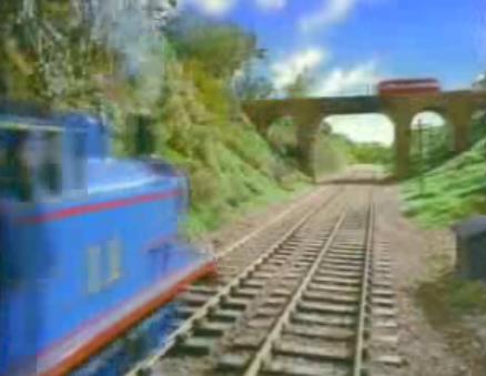 トーマスの支線の高架橋4