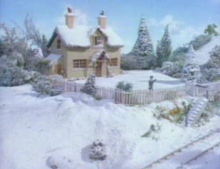 キンドリー婦人の家