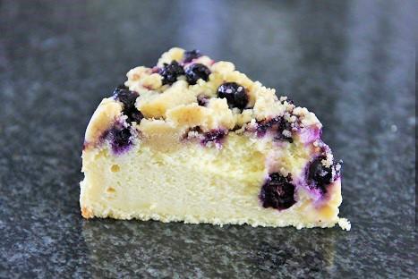 ブルーベリーチーズ
