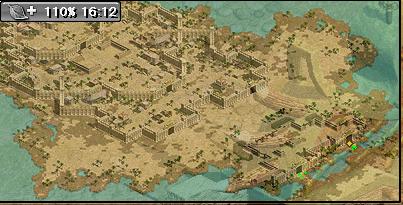 ランク3の攻城戦マップ