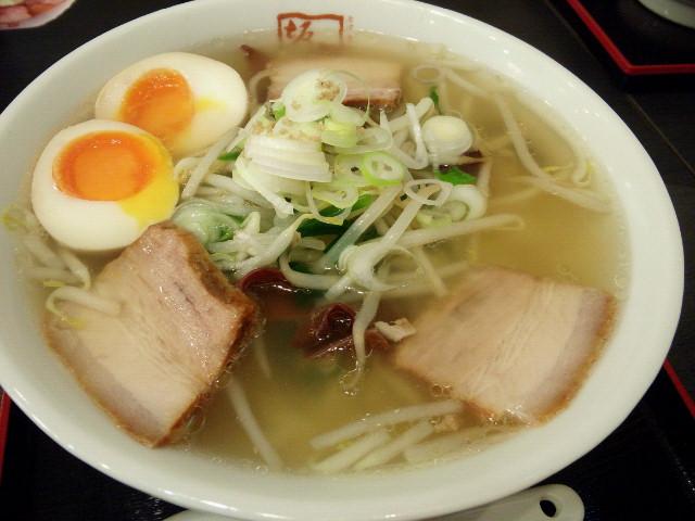 20150112浜松町1喜多方ラーメン 坂内3