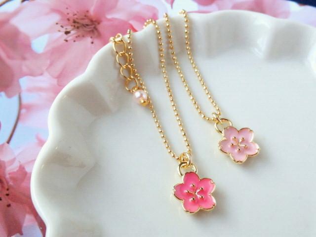 ドール用霞桜のNC2
