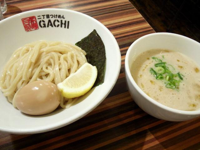 20150327新宿二丁目つけめんGACHI1