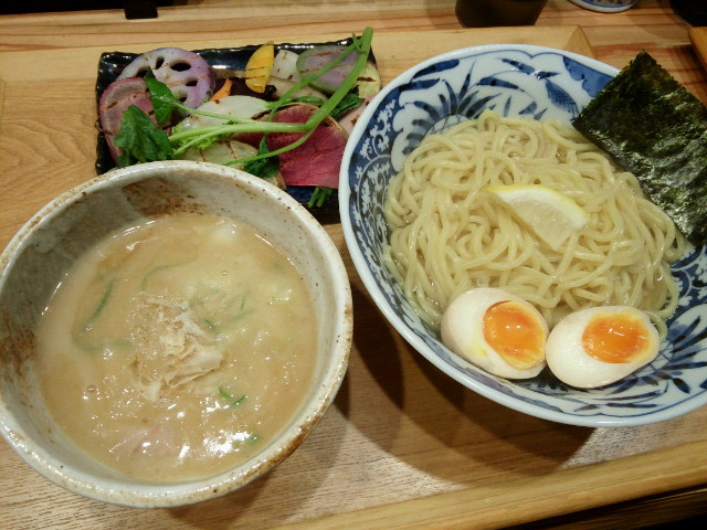 20150331三軒茶屋つけ麺 竹川3