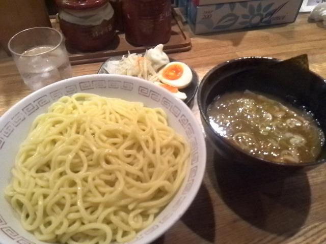 20150626r両国つけ麺屋 ごんろく3
