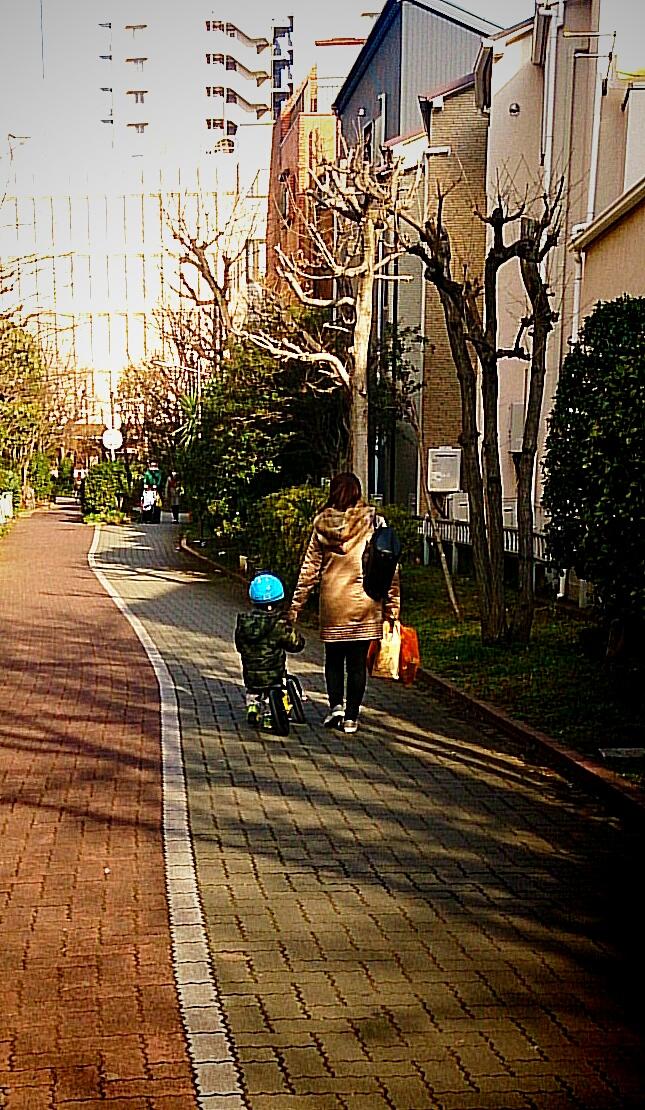 ママと一緒_20150221