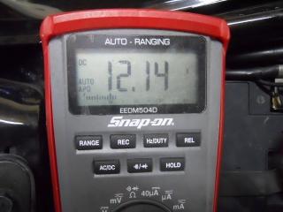 KMXJR13車検点検 (2)