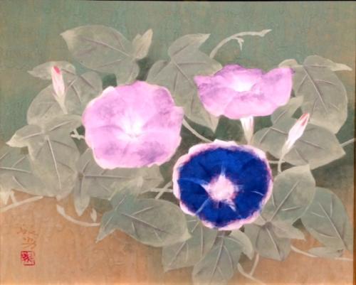 2015花を描く3
