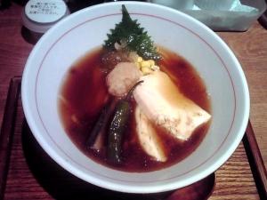 麺と心 7 冷やし飛魚醤油