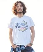 大人夏服 プリントTシャツ 半袖1