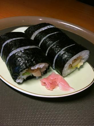 0203巻き寿司