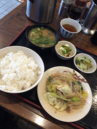 0301定食