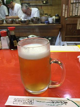 0307ビール