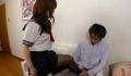 家庭教師を足奴隷にしようとするヤンキーJK