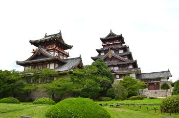 昭和の模擬伏見城
