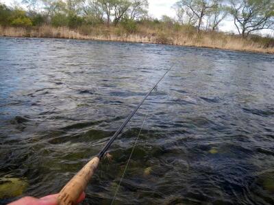 さぁ釣るぞ!