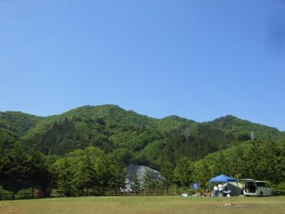 N_studiomimosaキャンプ場
