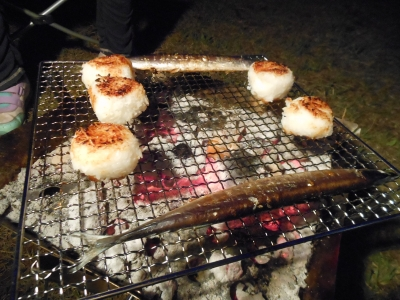 N_studiomimosaキャンプ夕食2