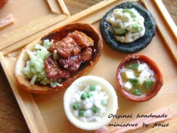 豚の生姜焼き定食7