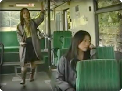(ヘンリー塚本)乗合BUSで女をモノにするヘンタイオンナ ~ネコとタチのはげしい交尾~